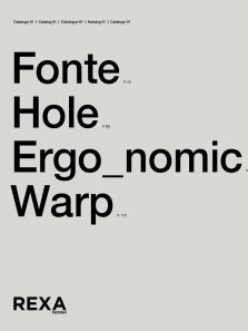 Fonte | Hole | Ergo_nomic | Warp